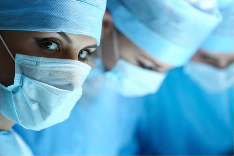 فروش پارچه بیمارستانی