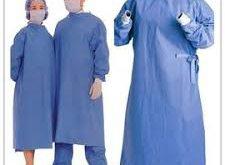 سایت فروش انواع پارچه اسپان باند بیمارستانی