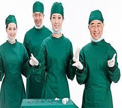 کارخانه تولید پارچه کجراه بیمارستانی
