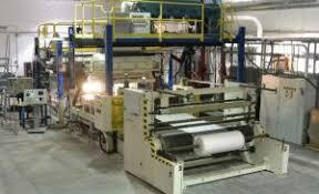 کارخانه پارچه اسپان باند